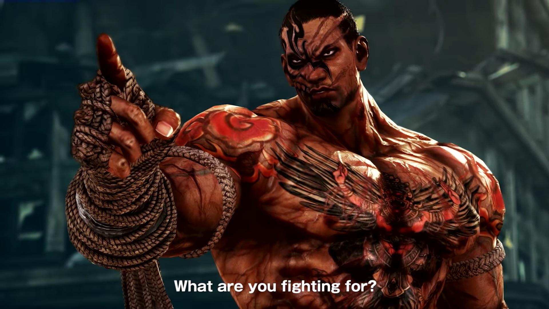 The Tekken 7 Fahkumram Debut Is Set For March 24 2020