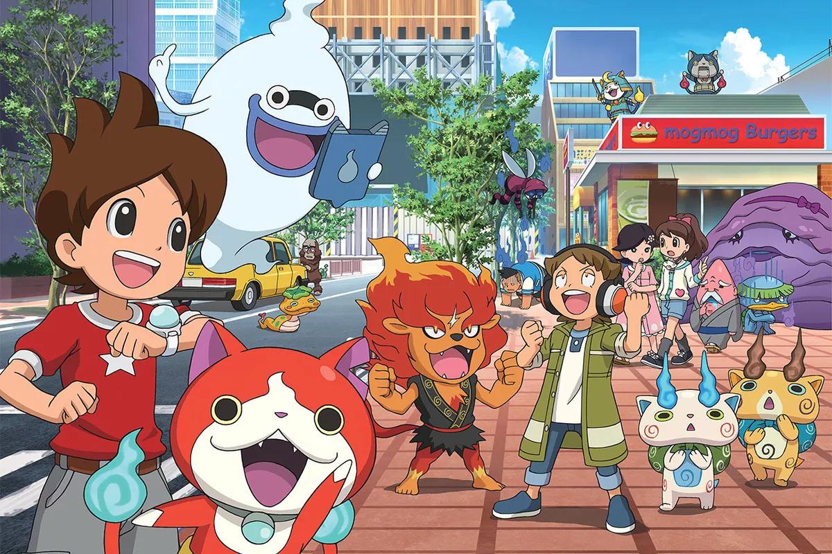 Yo-kai Watch Jam: Yo-kai Academy Y Announced for PlayStation 4 and Switch