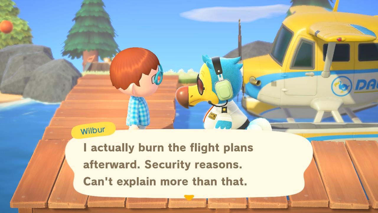 Animal Crossing New Horizons playtest