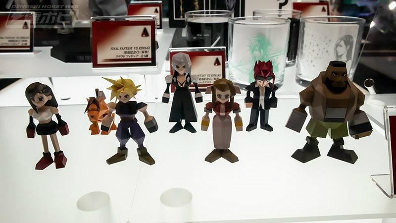 Final Fantasy Mini figure 5 pcs