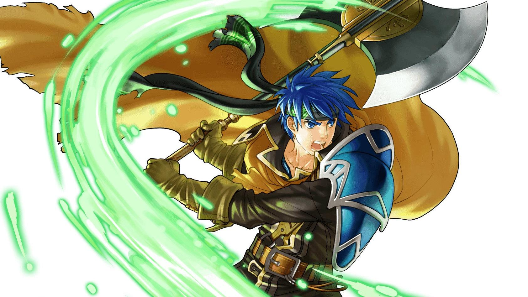 fire emblem heroes brave ike