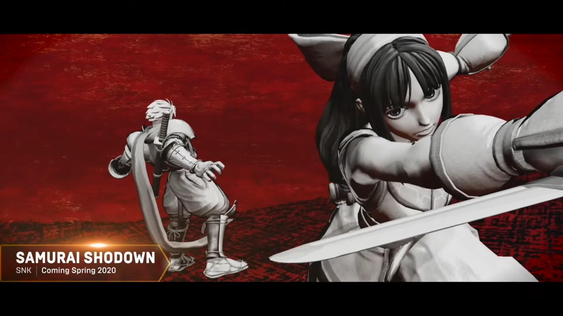 samurai shodown pc epic games store