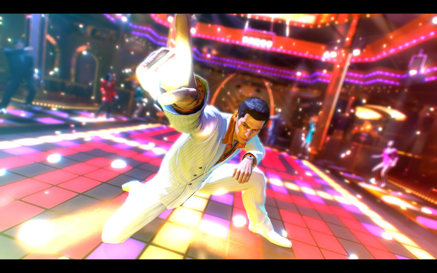 Sega Heroes Is Teasing Yakuza Cameos