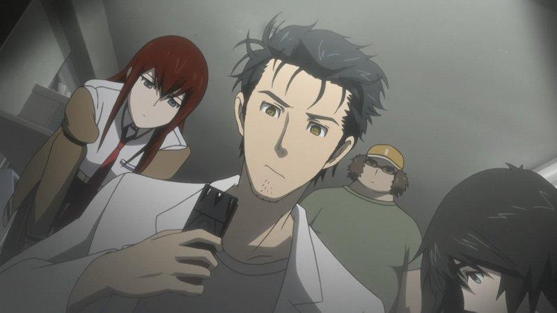 steins gate anime series to watch