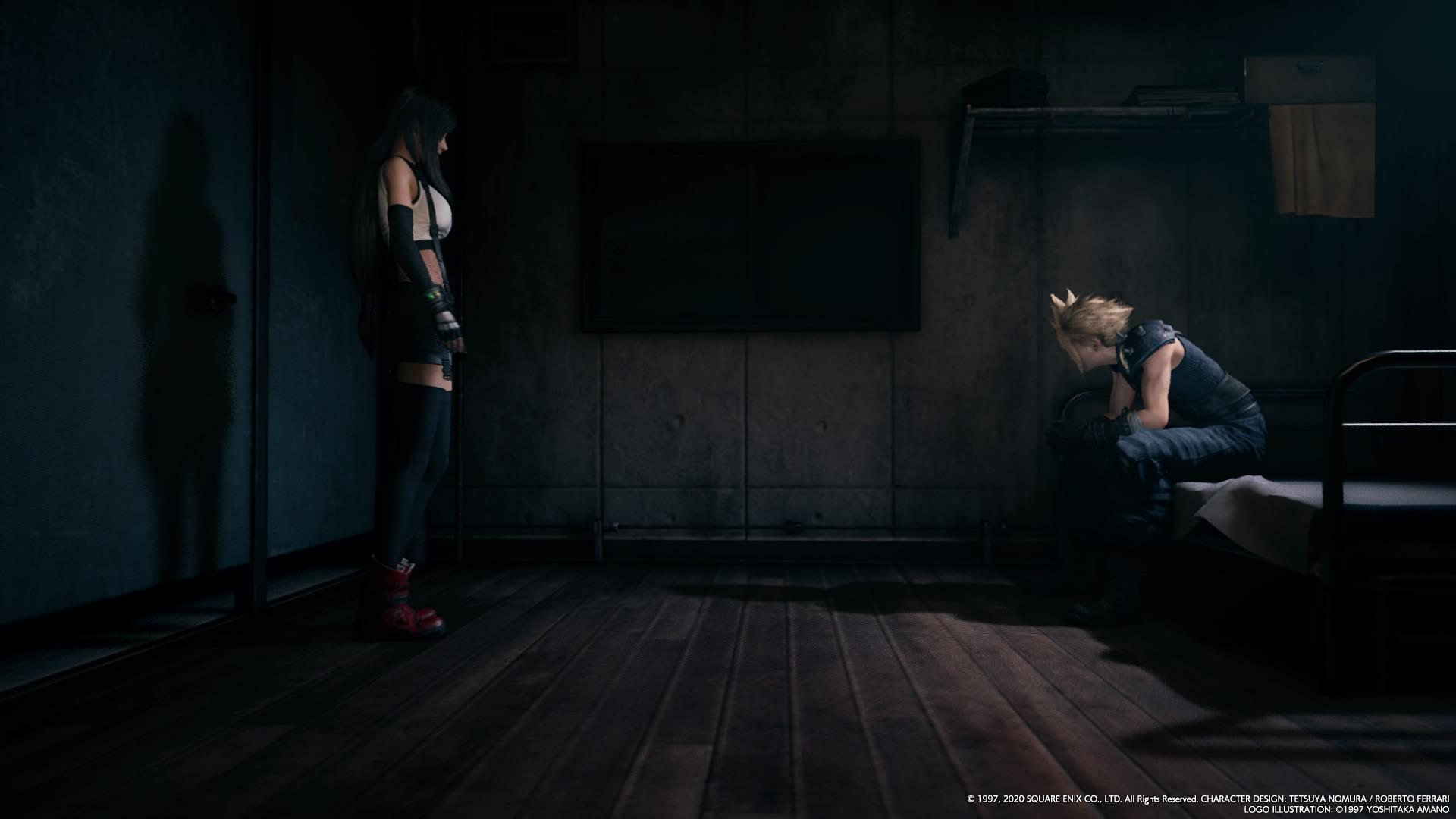 Final Fantasy VII Remake Tifa final fantasy 7 remake tifa