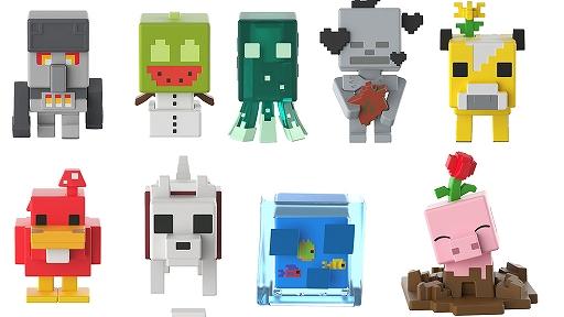 minecraft earth figures