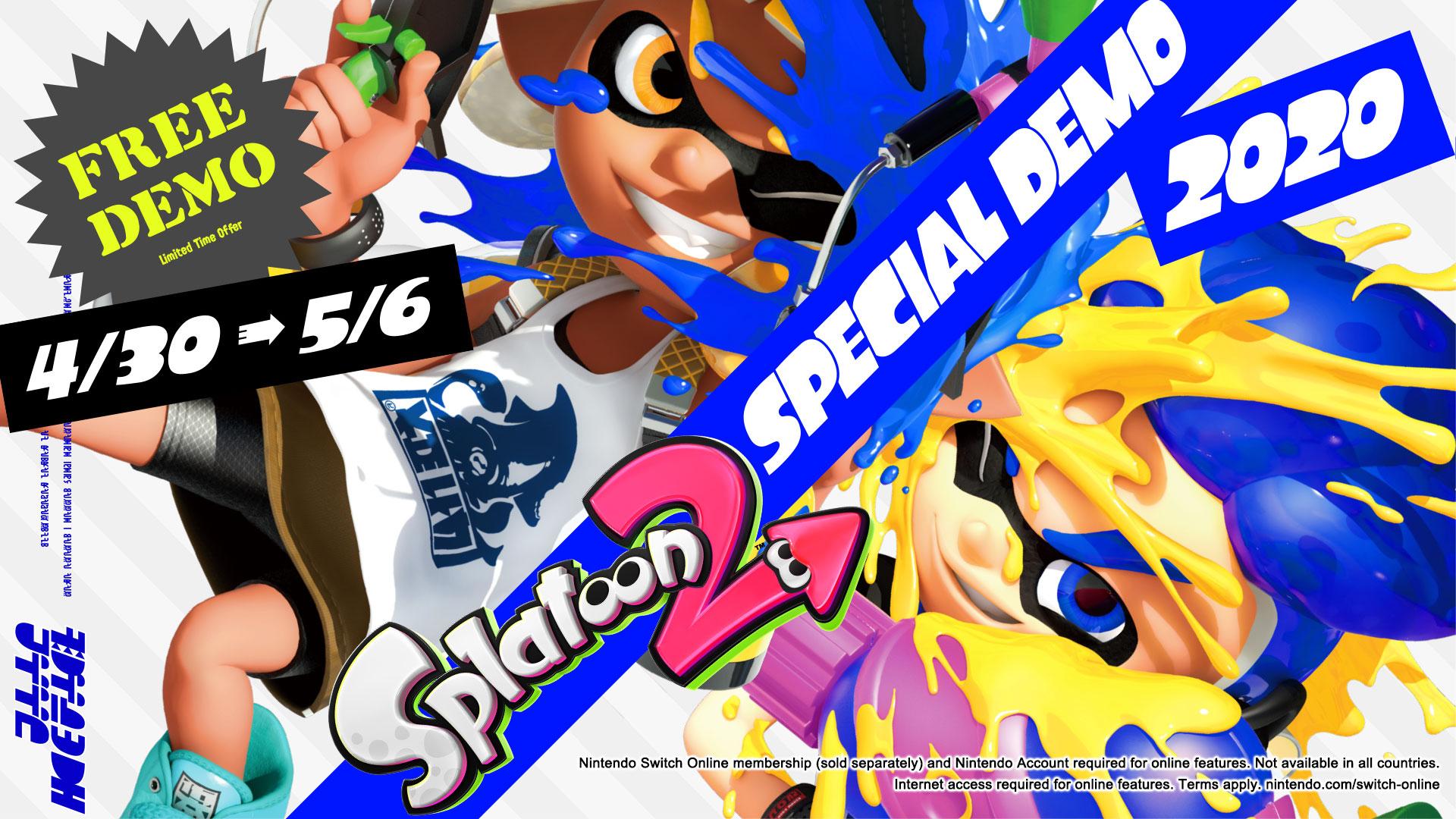 splatoon 2 歐 版