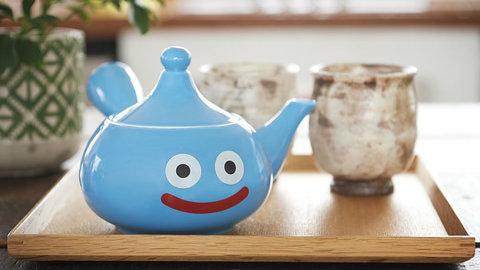 dragon quest slime teapot a