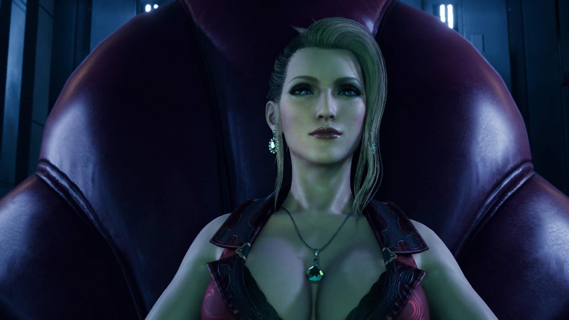 final fantasy vii remake scarlet