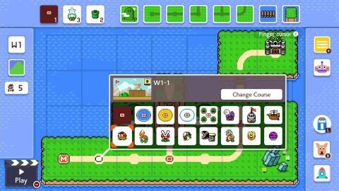 Last Super Mario Maker 2 Update Adds World Maker and Koopalings