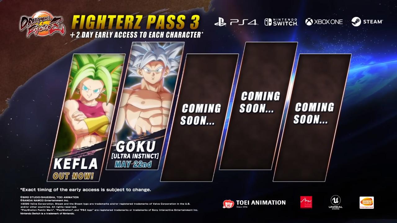 Dragon Ball Fighterz Ultra Instinct Goku