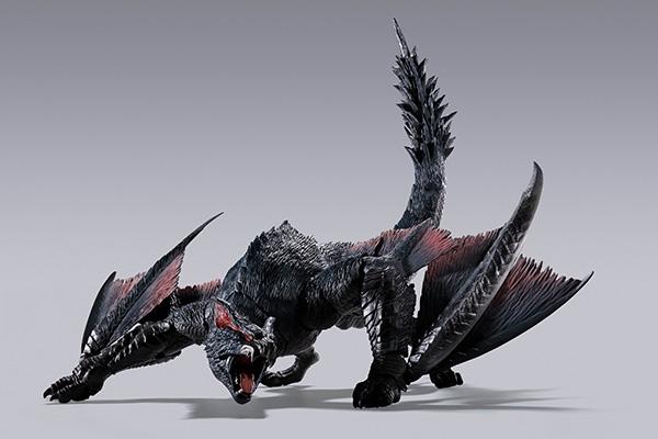 Monster Hunter S.H.MonsterArts Nargacuga
