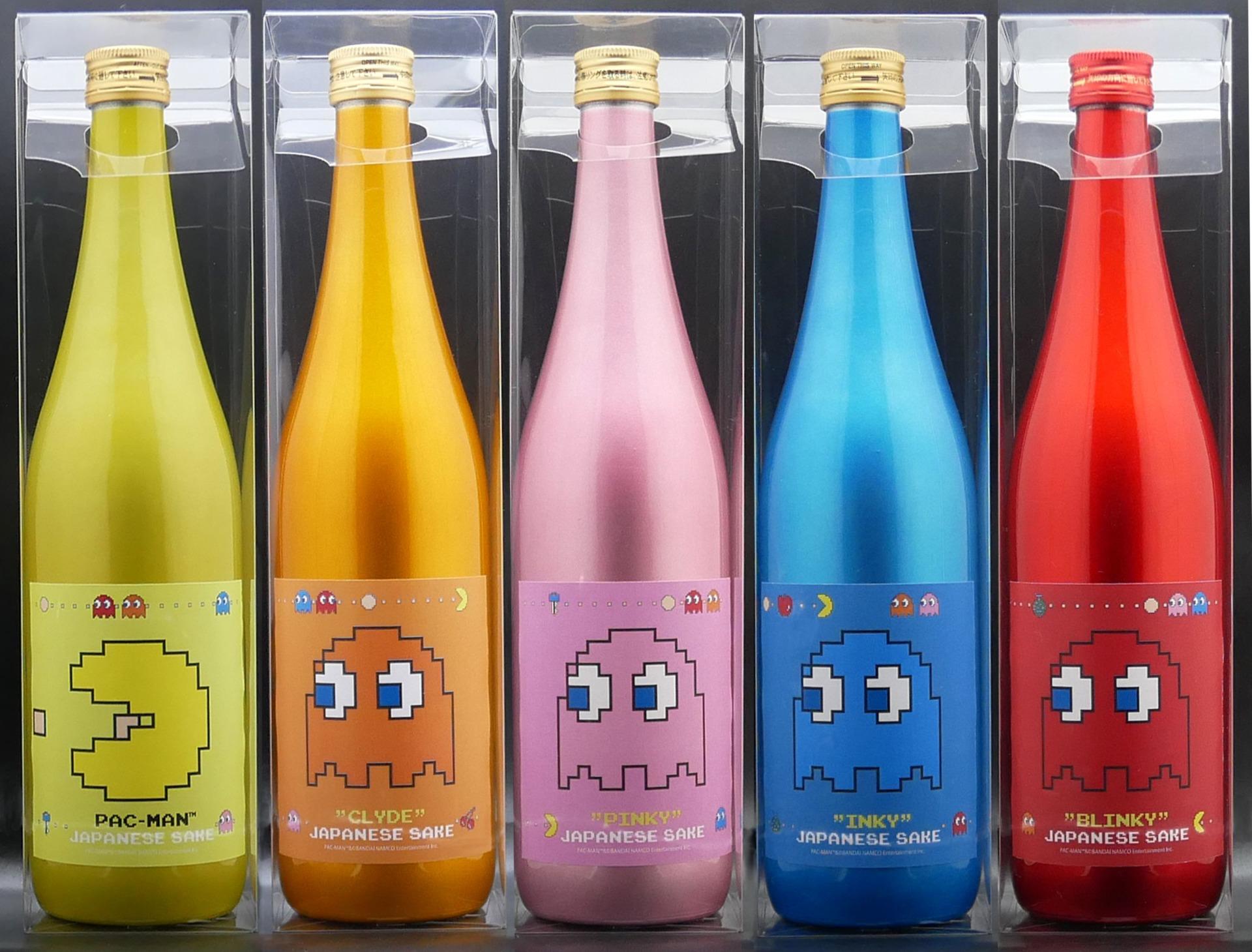 Pac-Man-Sake