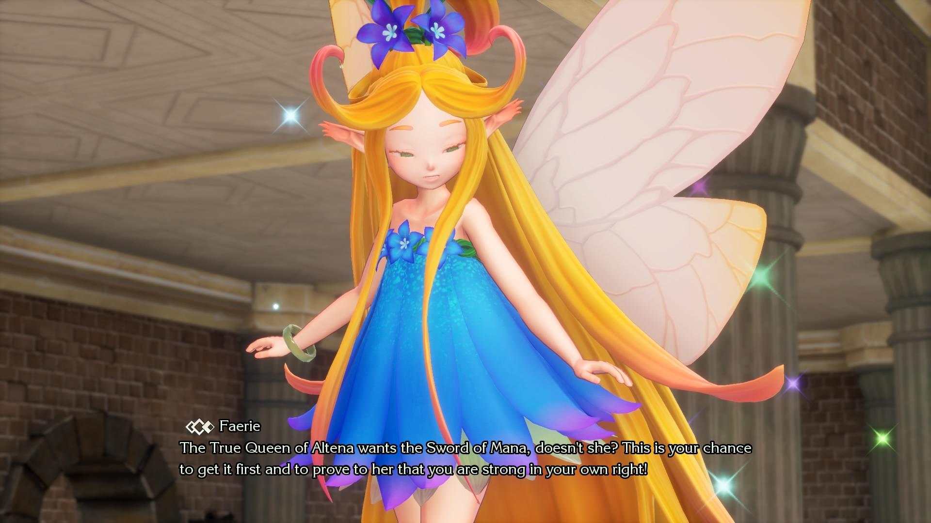 Trials of Mana angela 2