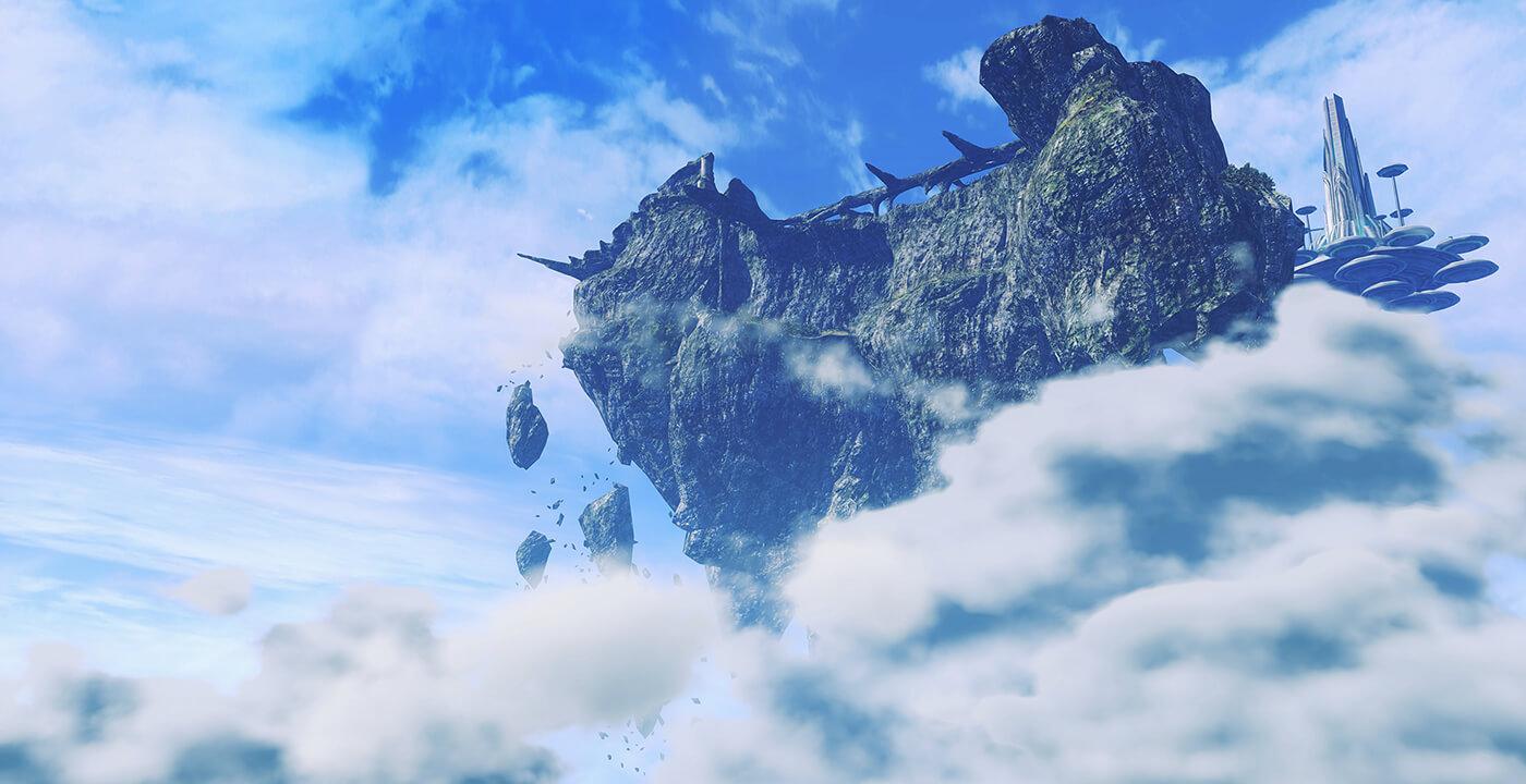 Xenoblade Chronicles Definitive Edition Future Connected Additional Scenario