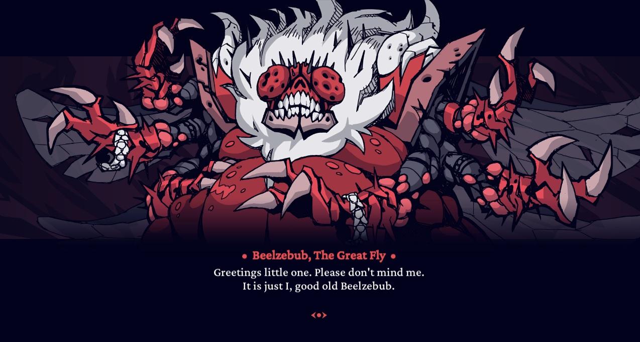helltaker characters beelzebub