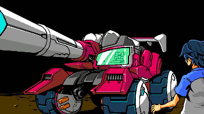 blaster master zero sophia