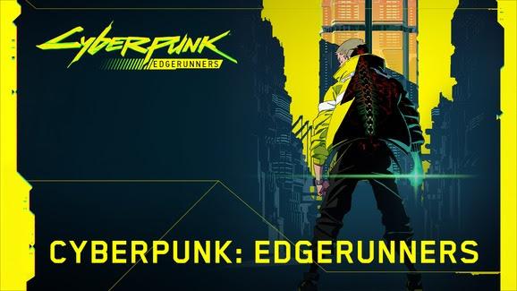 cyberpunk edgerunners cyberpunk 2077 anime