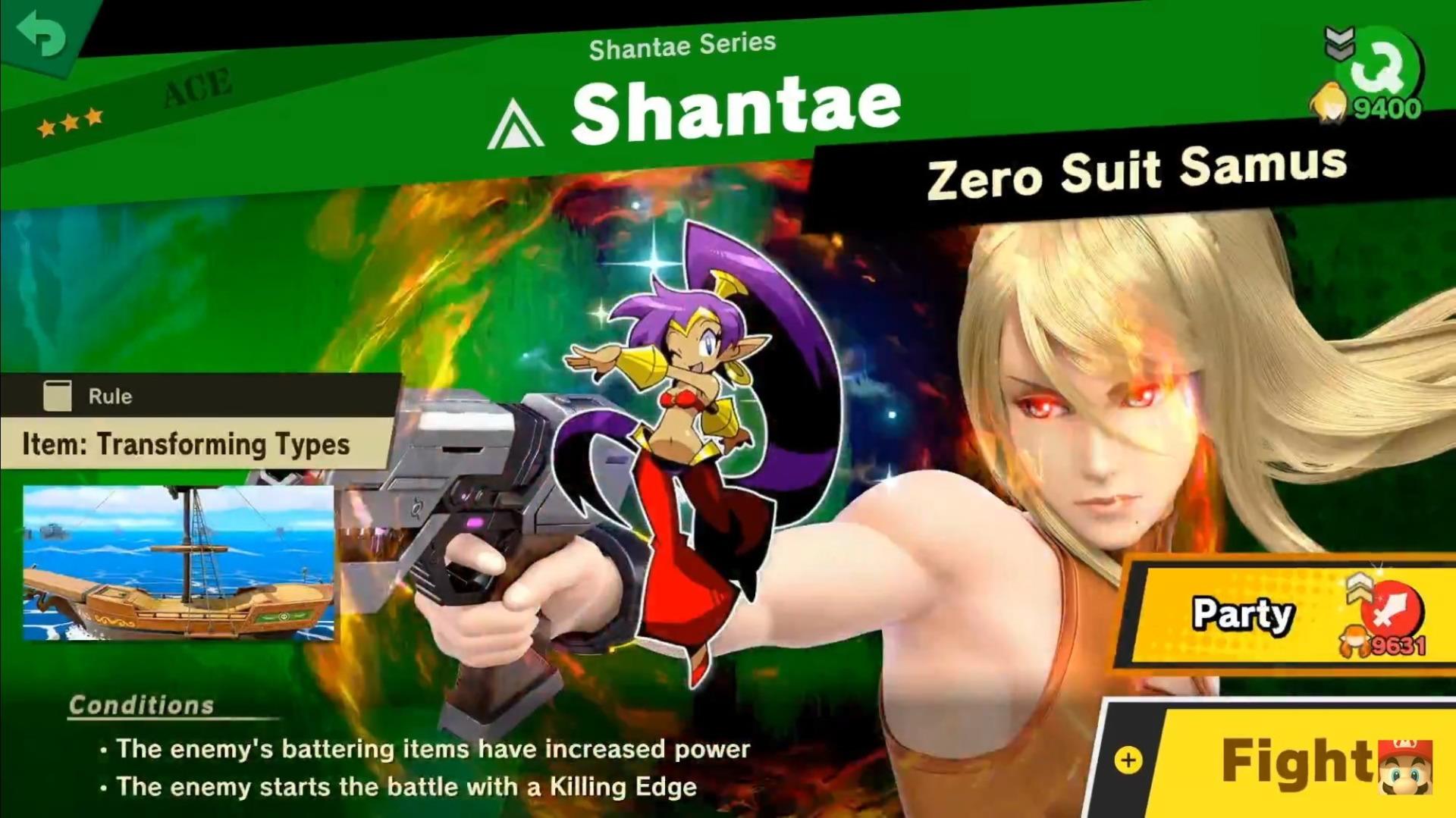 shantae smash