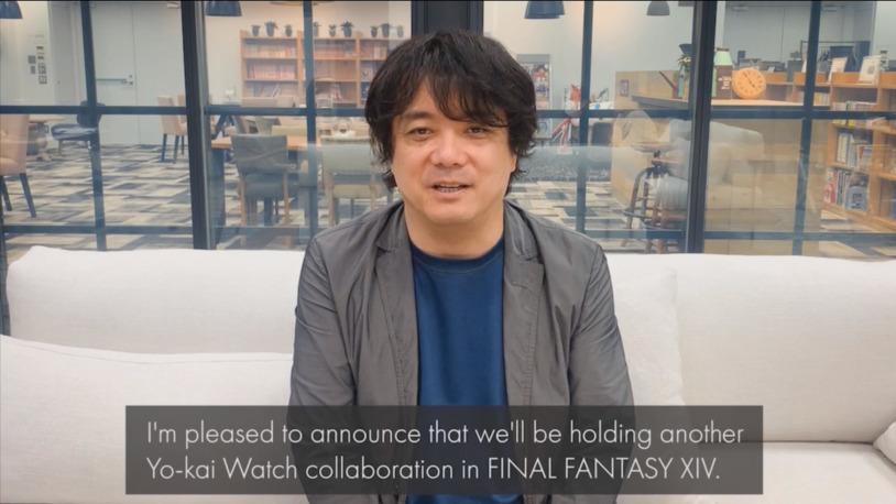 FFXIV Patch 5.3 Yo-kai Watch collaboration event