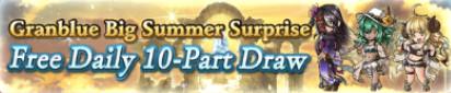 Granblue Fantasy Summer 2020 Events