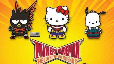My Hero Academia hello kitty 1