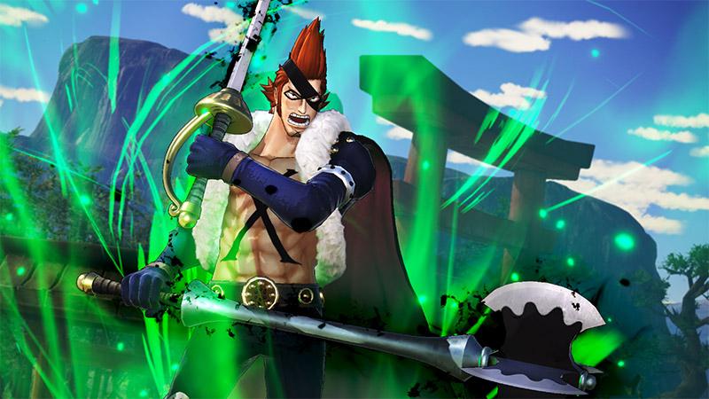 One Piece Pirate Warriors 4 X Drake DLC Character