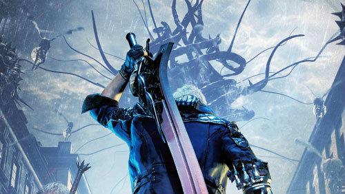 Ryosuke Yoshida Capcom devil may cry 5