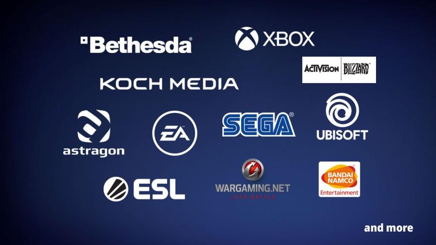 Bandai Namco, Sega, and Microsoft Confirmed for gamescom 2020