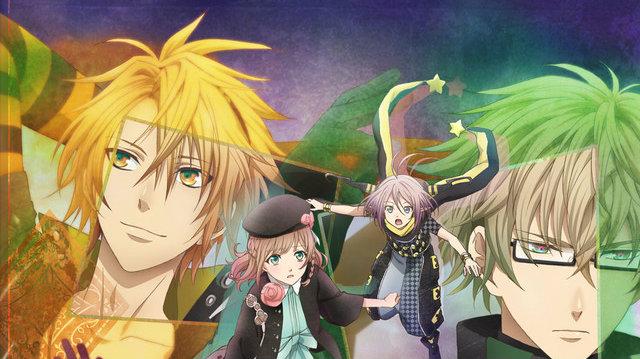 otome anime amnesia norn9 uta no prince sama