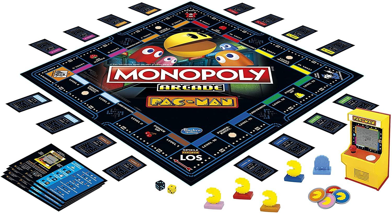 pac-man-monopoly arcade pac-man 2