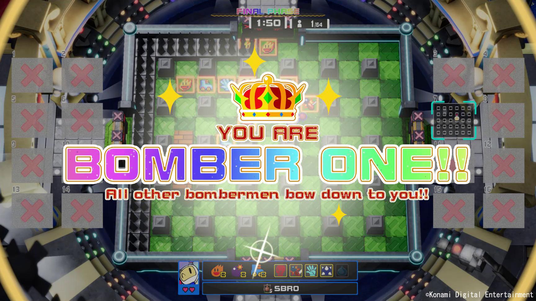 super bomberman r online interview