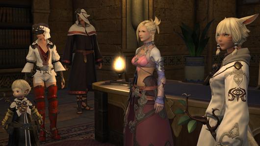 Final Fantasy XIV Patch 5.3 Notes