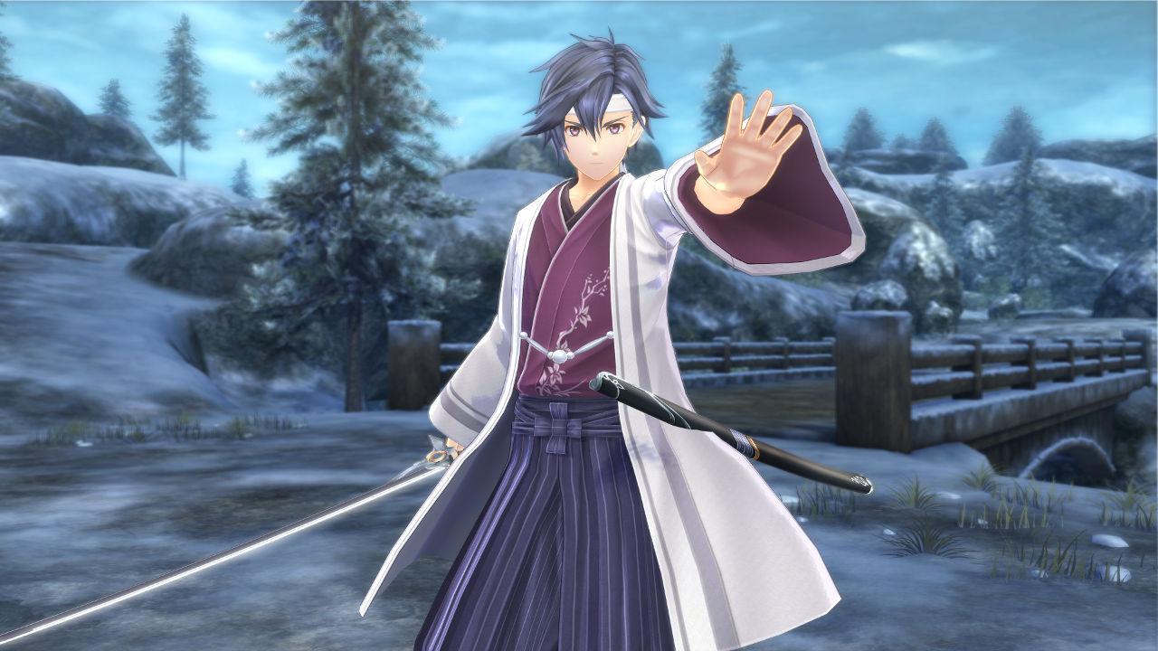 Hajimari no Kiseki DLC - Rean Costume