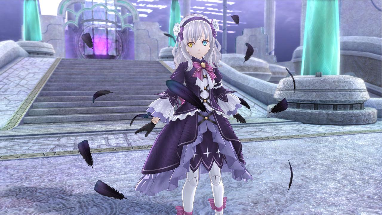 Hajimari no Kiseki DLC - Visual Effects