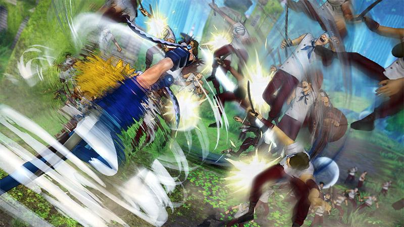 One Piece Pirate Warriors 4 Killer DLC character
