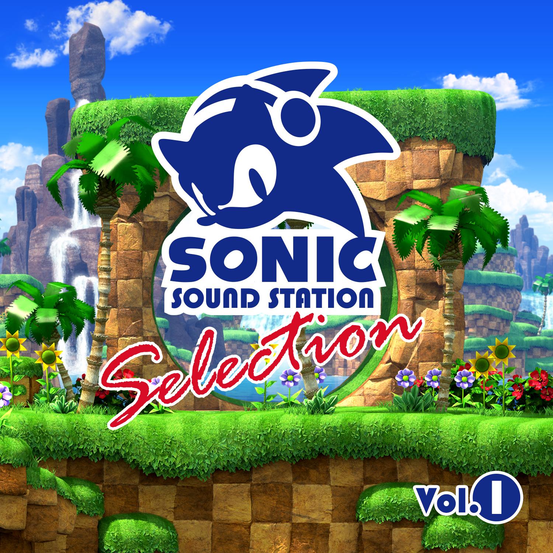 Sonic Sound Station Selection Vol. 1 by Sega