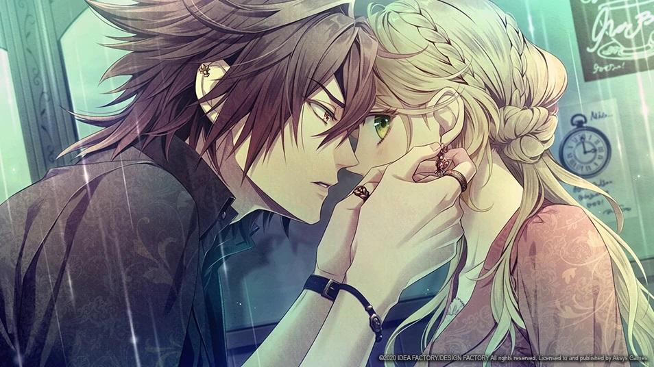 otome visual novel piofiore 1