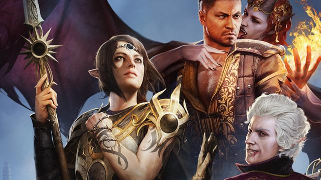 Baldur's Gate 3 Multiplayer