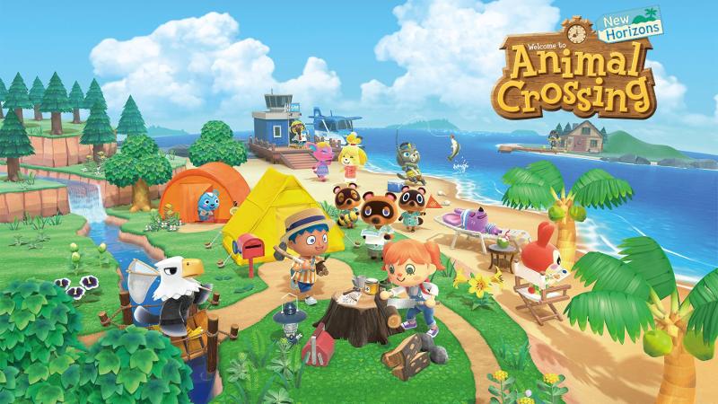 CEDEC Awards 2020 winners - Animal Crossing New Horizons