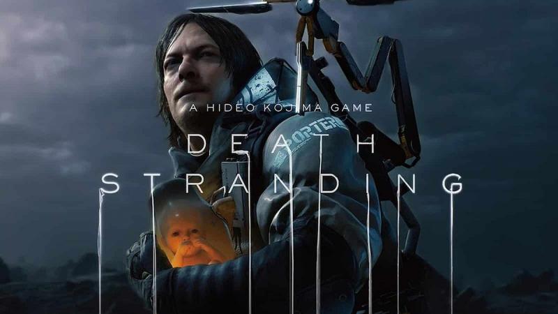 CEDEC Awards 2020 winners - Hideo Kojima Death Stranding