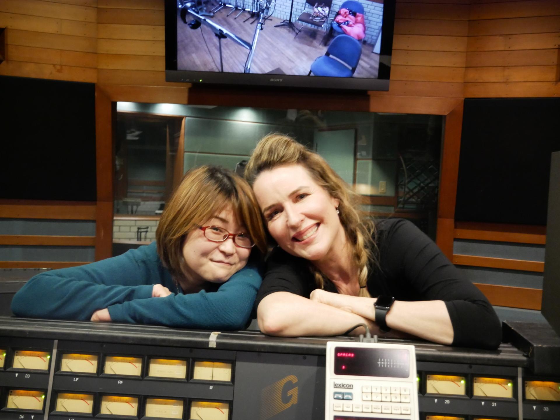 Donna Burke Kumi Tanioka 2 final fantasy crystal chronicles remastered edition soundtrack