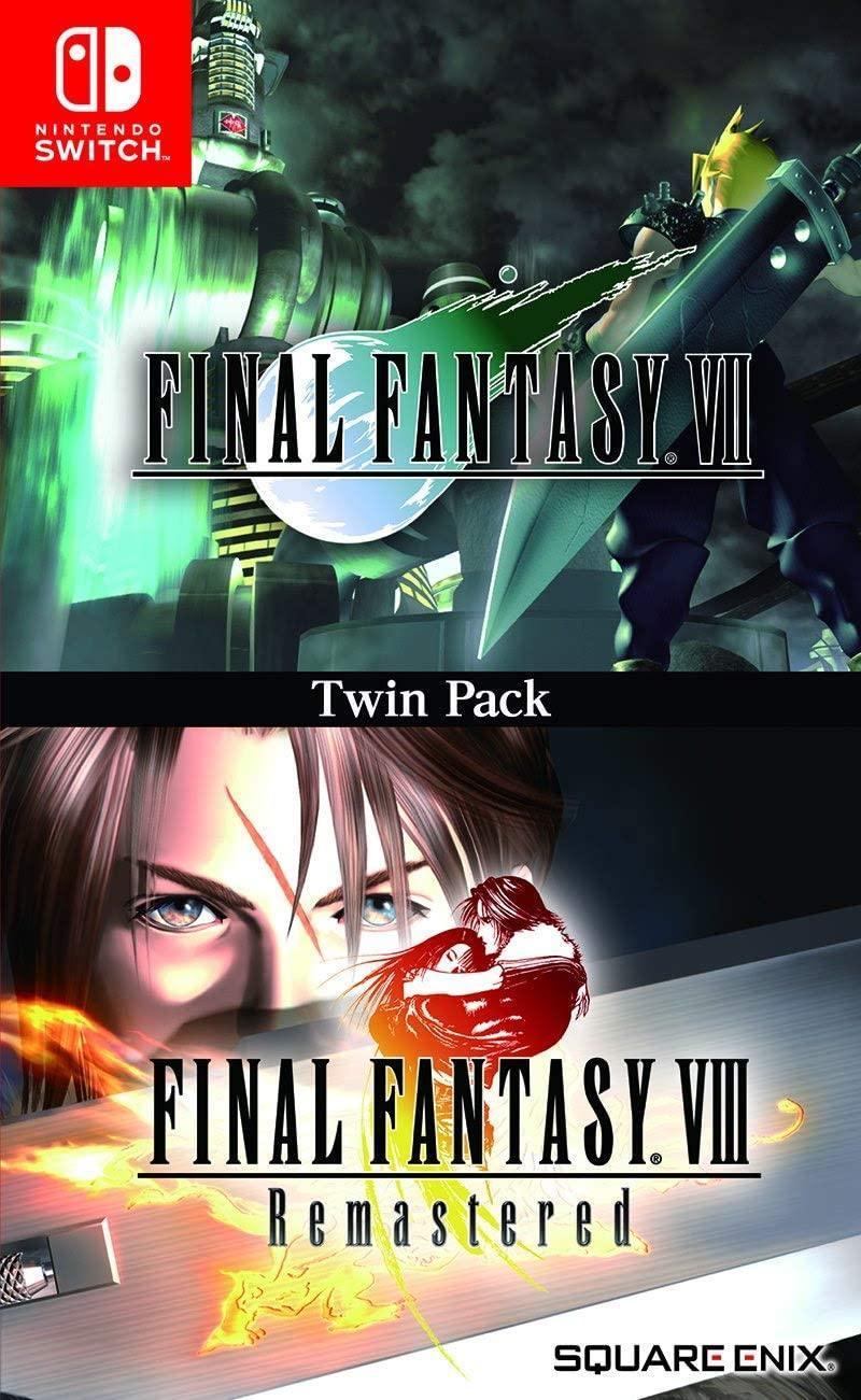 FFVII and FFVIII Switch