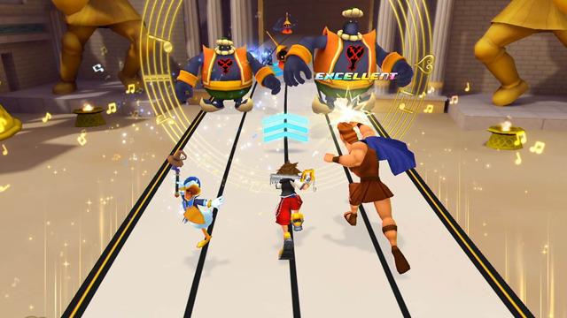 Kingdom Hearts Melody of Memory Free Demo