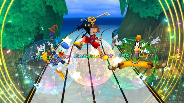 Kingdom Hearts: Melody of Memory Tokyo Game Show 2020
