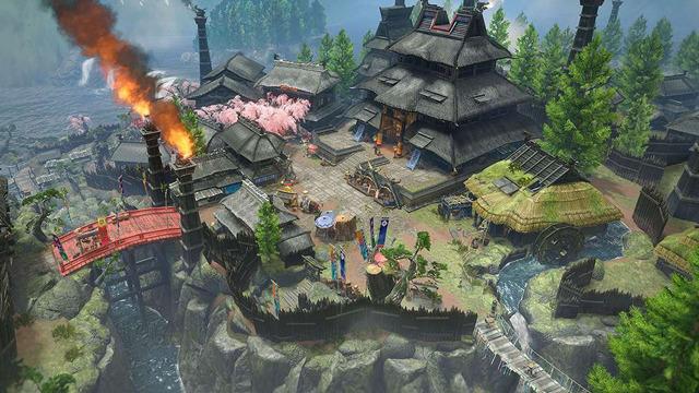 Monster Hunter Rise Player Hub Shrine Ruins