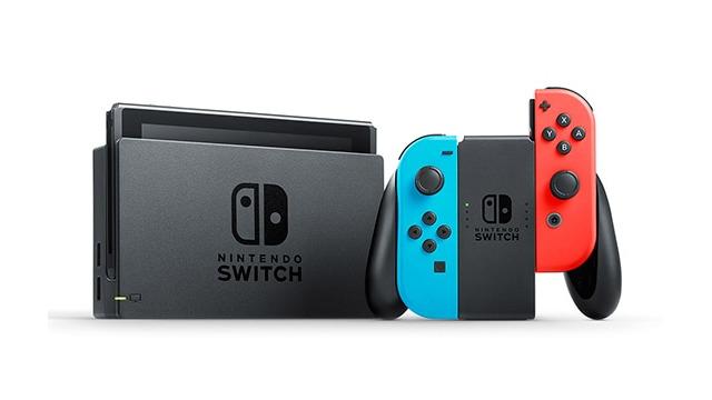 Nintendo Switch 15 Million Units