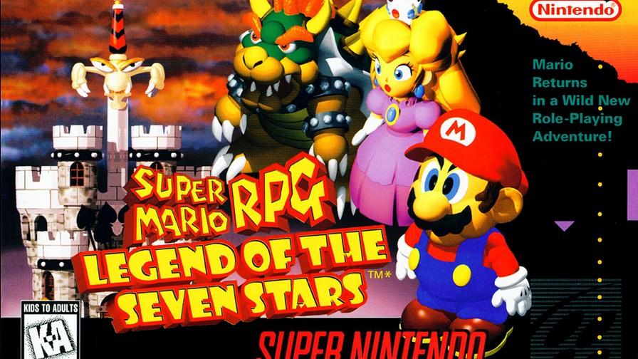 Super Mario Remasters or Remakes Super Mario RPG