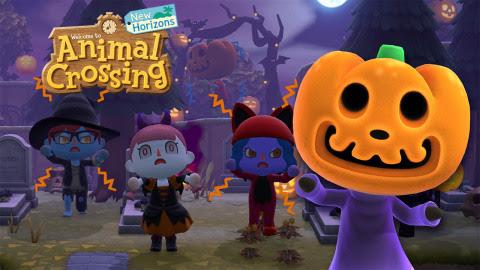 Animal Crossing: New Horizons Fall Update