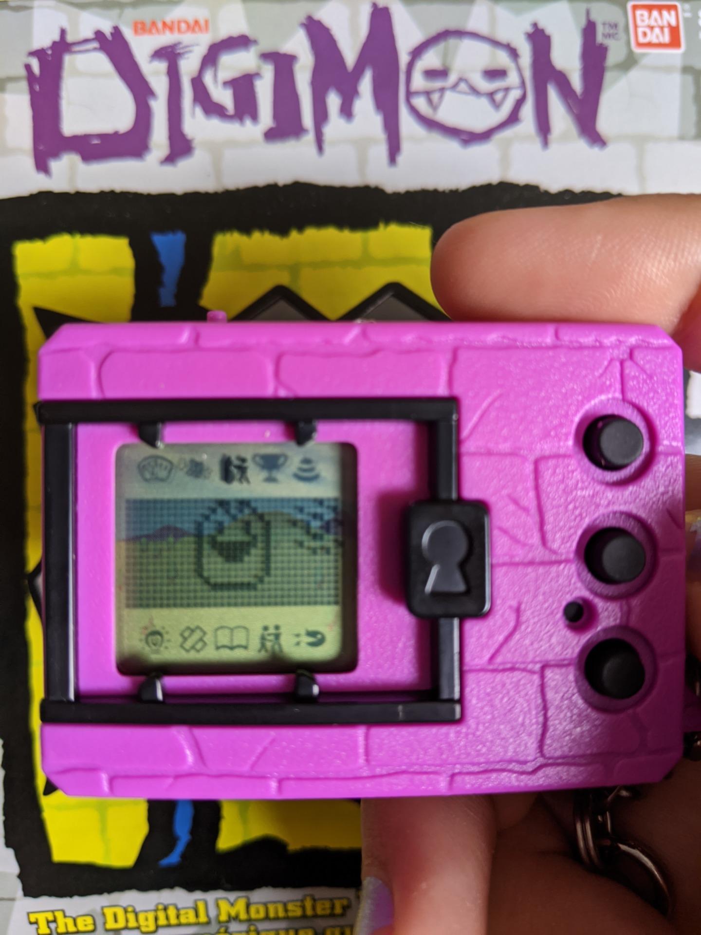 20th anniversary digimon virtual pet